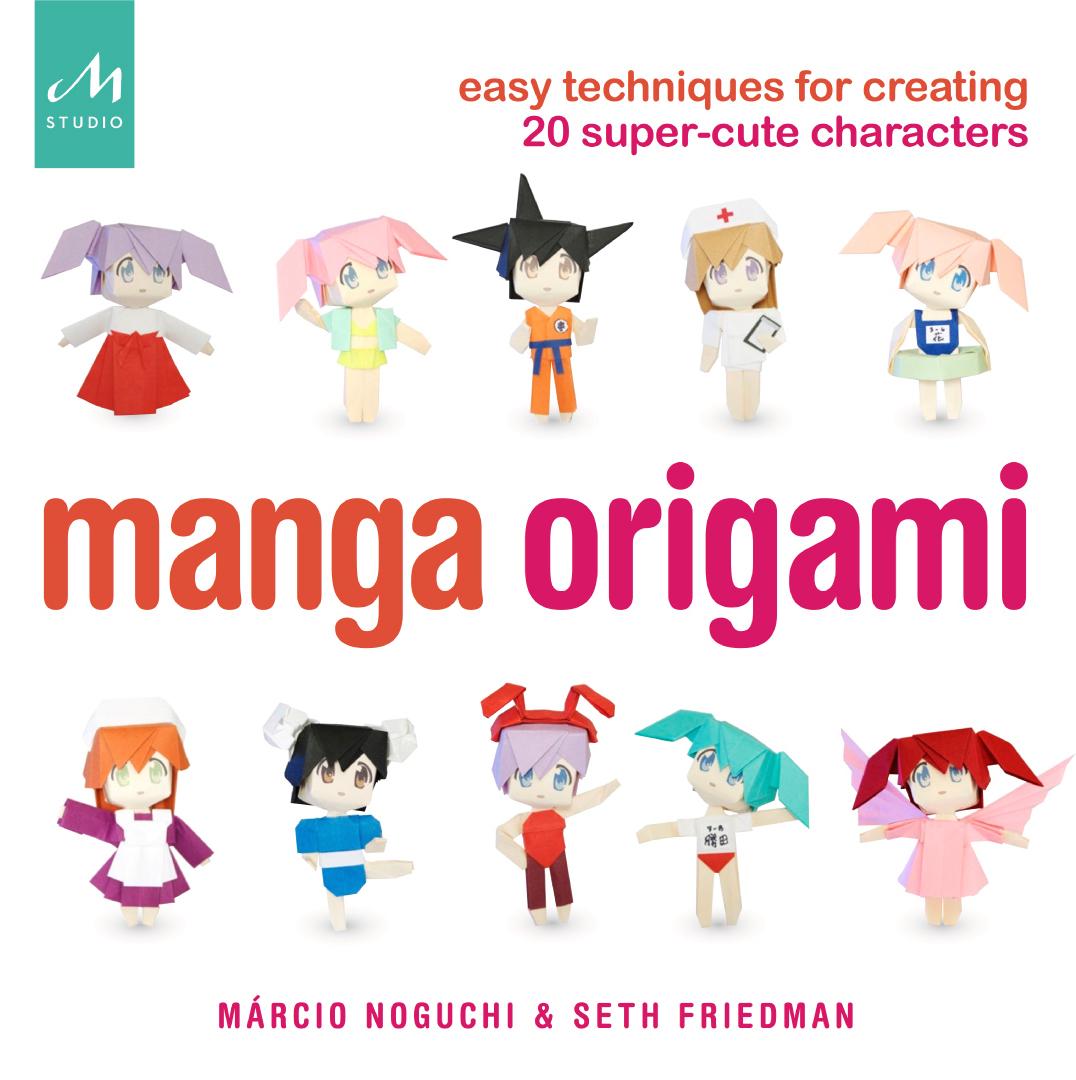 mangaOrigami-cover